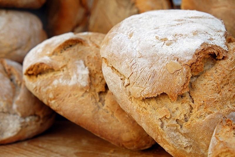 pan precocido rustico