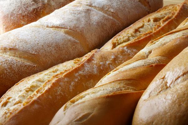 precios pan congelado Almería